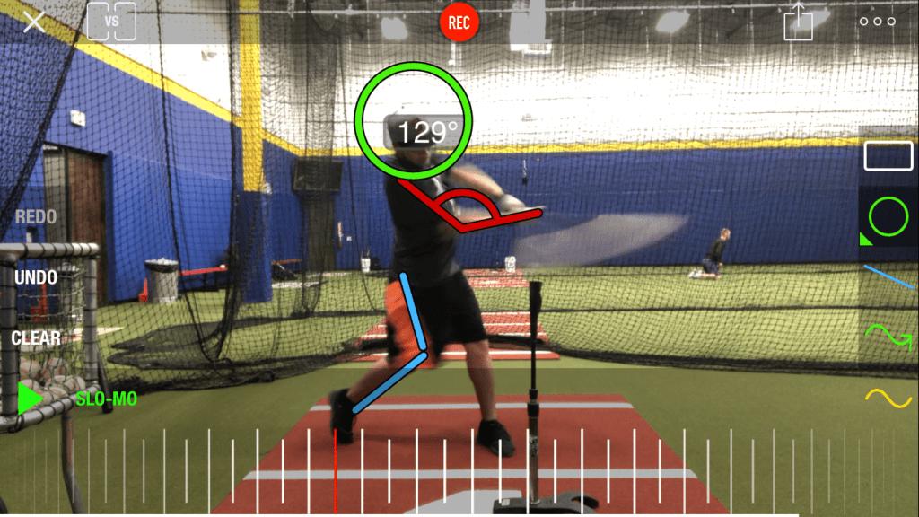 Cactus Athletics Swing Video Analysis