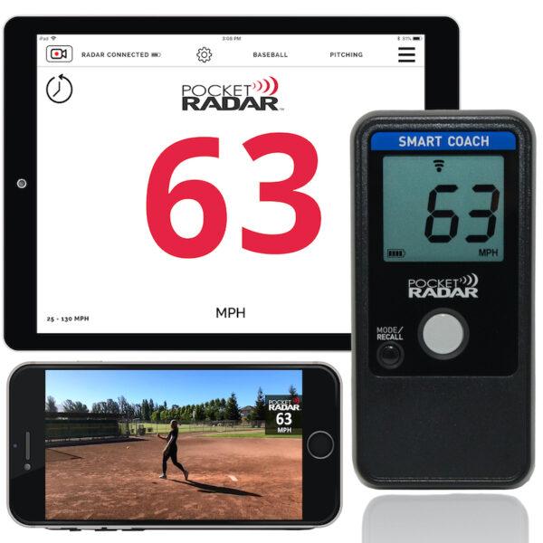 Pocket Radar Sold by Billy Horton and Cactus Athletics